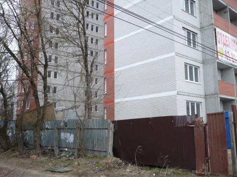 Многоквартирный жилой дом на улице Бориса Полевого 9